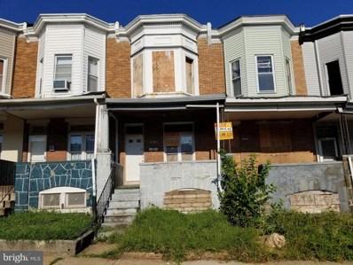 1614 N Bentalou Street, Baltimore, MD 21216 - #: MDBA469838