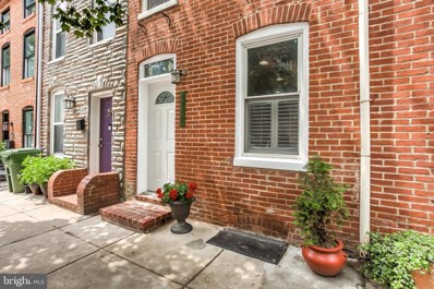 1114 Battery Avenue, Baltimore, MD 21230 - #: MDBA469854