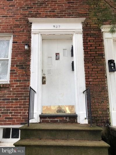 927 Saint Dunstans Road, Baltimore, MD 21212 - #: MDBA469896