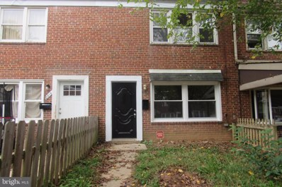 2512 Southdene Avenue, Baltimore, MD 21230 - #: MDBA469898