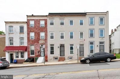 924 N Caroline Street, Baltimore, MD 21205 - MLS#: MDBA469904