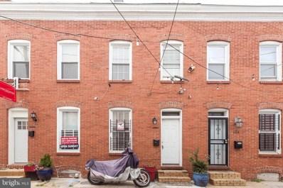 102 N Madeira Street, Baltimore, MD 21231 - #: MDBA469970