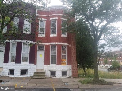 1845 W Mulberry Street, Baltimore, MD 21223 - #: MDBA470010
