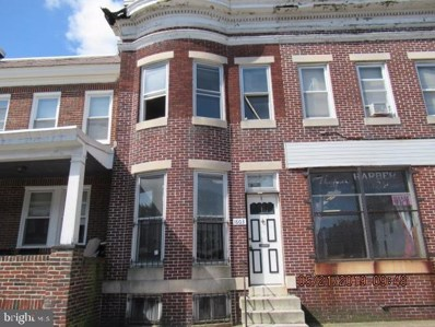 1603 Gorsuch Avenue, Baltimore, MD 21218 - #: MDBA470028