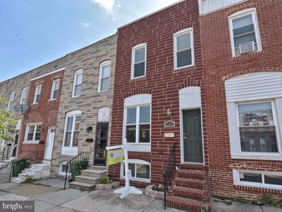 249 S Highland Avenue, Baltimore, MD 21224 - #: MDBA470038