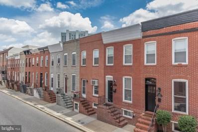 1443 Richardson Street, Baltimore, MD 21230 - #: MDBA470044