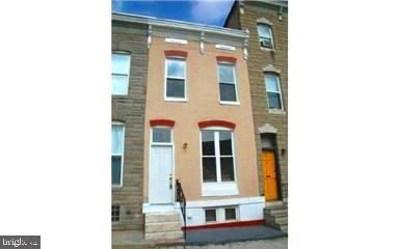 2534 E Fayette Street, Baltimore, MD 21224 - #: MDBA470072