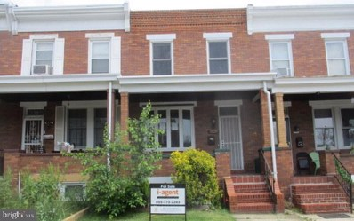 3226 Chesterfield Avenue, Baltimore, MD 21213 - #: MDBA470088