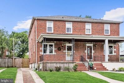 3609 Woodlea Avenue, Baltimore, MD 21214 - #: MDBA470120