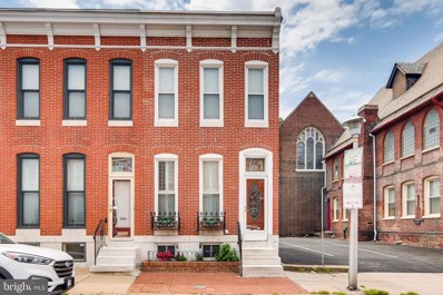 1312 Patapsco Street, Baltimore, MD 21230 - #: MDBA470174