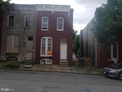 1925 Lauretta Avenue, Baltimore, MD 21223 - #: MDBA470188