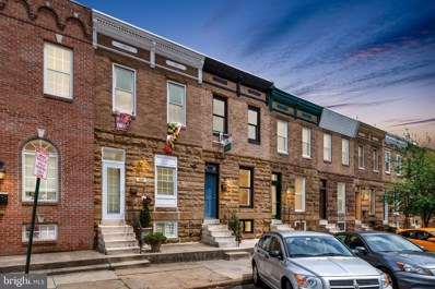607 S Clinton Street, Baltimore, MD 21224 - #: MDBA470192