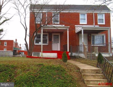 1206 Pine Heights Avenue, Baltimore, MD 21229 - #: MDBA470198