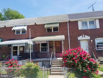 3743 10TH Street, Baltimore, MD 21225 - #: MDBA470214