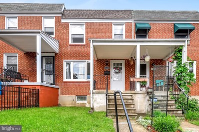3663 Keystone Avenue, Baltimore, MD 21211 - #: MDBA470220