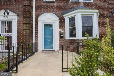 1525 Sheffield Road, Baltimore, MD 21218 - #: MDBA470222