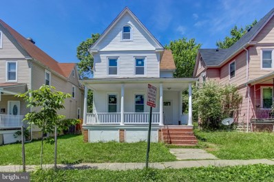 4218 Massachusetts Avenue, Baltimore, MD 21229 - #: MDBA470244