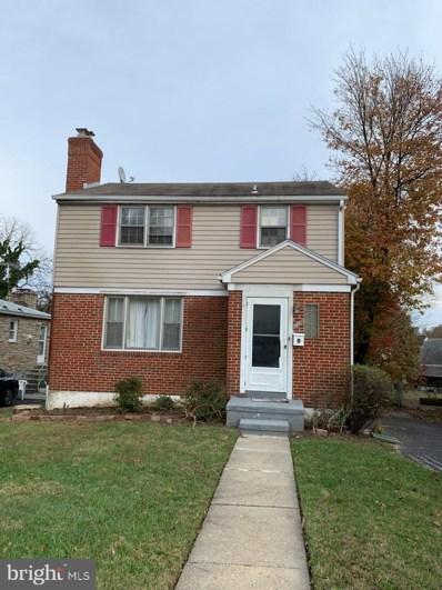 6007 Carter Avenue, Baltimore, MD 21214 - #: MDBA470254