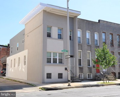 2105 E Madison Street, Baltimore, MD 21205 - #: MDBA470298