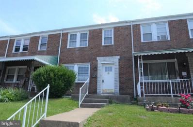 1611 Northwick Road, Baltimore, MD 21218 - MLS#: MDBA470310