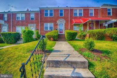 3565 Elmora Avenue, Baltimore, MD 21213 - MLS#: MDBA470338