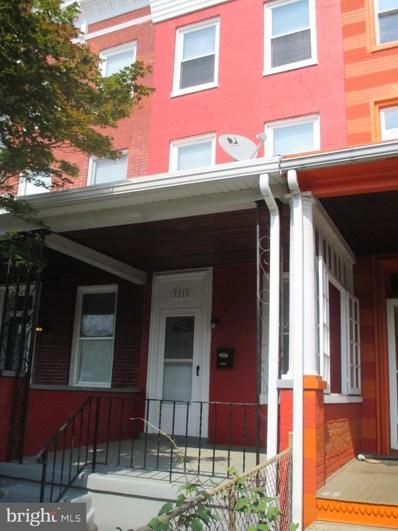 3315 Chestnut Avenue, Baltimore, MD 21211 - MLS#: MDBA470344