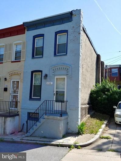 1152 Shields Place, Baltimore, MD 21201 - #: MDBA470350