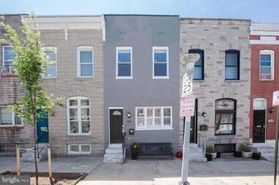 128 S Clinton Street, Baltimore, MD 21224 - #: MDBA470372