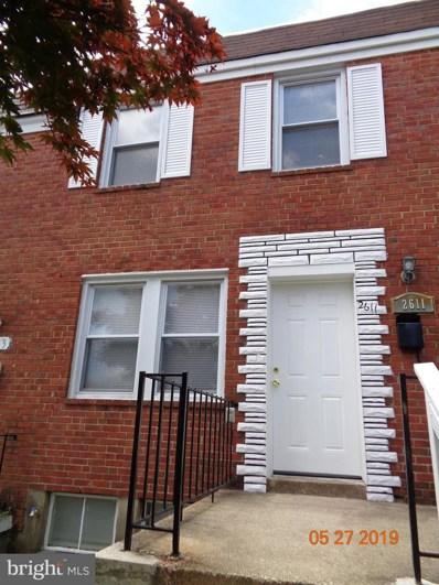 2611 Pelham Avenue, Baltimore, MD 21213 - #: MDBA470374