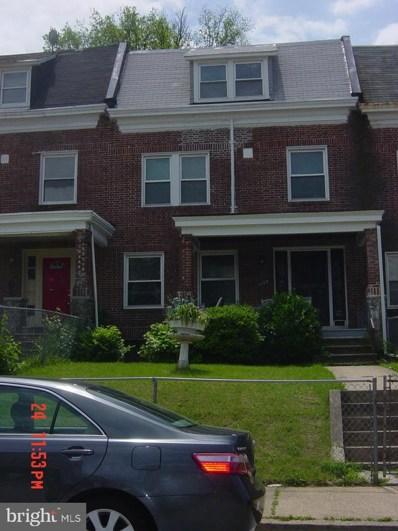 1909 31ST Street E, Baltimore, MD 21218 - #: MDBA470376