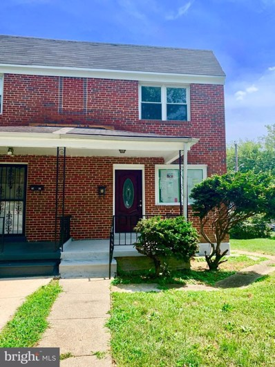 3723 Midheights Road, Baltimore, MD 21215 - #: MDBA470392