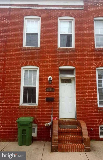 1156 Scott Street, Baltimore, MD 21230 - #: MDBA470430