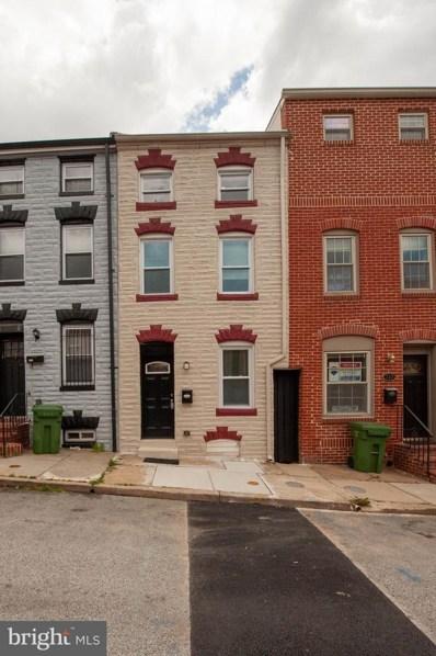 215 S Castle Street, Baltimore, MD 21231 - #: MDBA470438