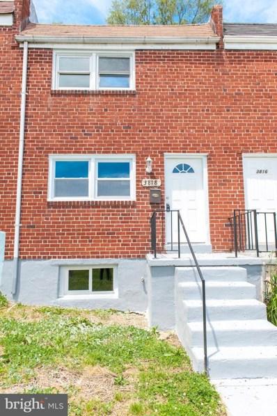 3818 West Bay Avenue, Baltimore, MD 21225 - #: MDBA470440