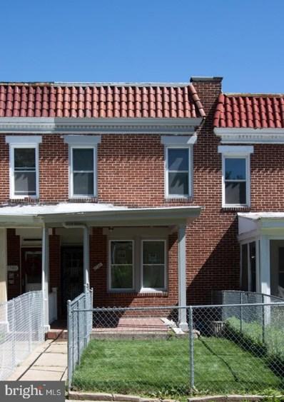 2738 Ellicott Drive, Baltimore, MD 21216 - #: MDBA470468
