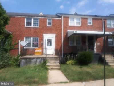 5411 Crismer Avenue, Baltimore, MD 21215 - #: MDBA470480
