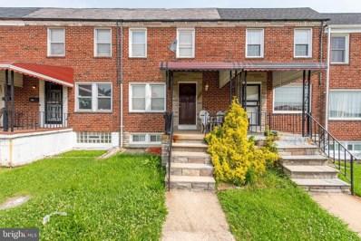 3828 Elmley Avenue, Baltimore, MD 21213 - #: MDBA470490