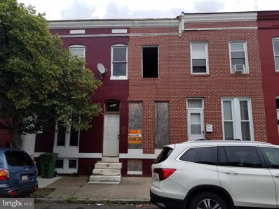 2631 Boone Street, Baltimore, MD 21218 - #: MDBA470594