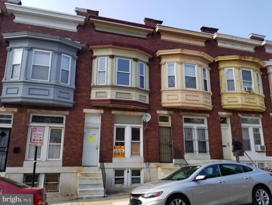 2008 Penrose Avenue, Baltimore, MD 21223 - #: MDBA470616