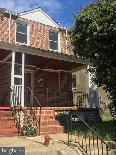 518 E 38TH Street, Baltimore, MD 21218 - #: MDBA470618