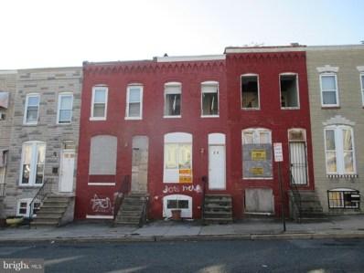 2019 Clifton Avenue, Baltimore, MD 21217 - #: MDBA470640