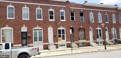 613 N Dukeland Street, Baltimore, MD 21216 - #: MDBA470664