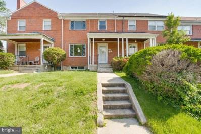 1802 Northbourne Road, Baltimore, MD 21239 - #: MDBA470710