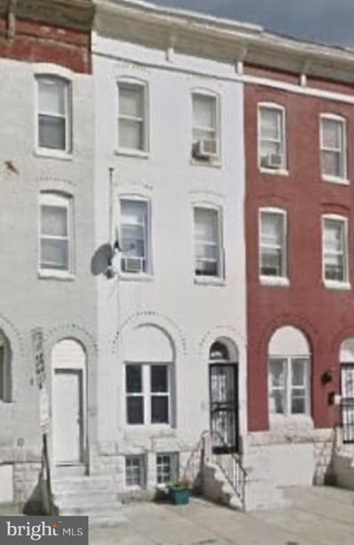 2013 N Pulaski Street, Baltimore, MD 21217 - #: MDBA470712