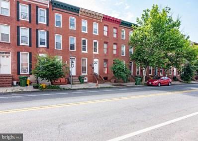 1631 S Hanover Street, Baltimore, MD 21230 - #: MDBA470774
