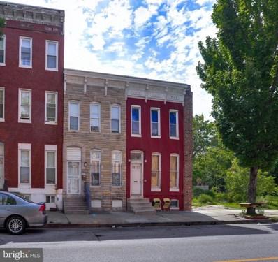 1025 N Carey Street, Baltimore, MD 21217 - #: MDBA470856