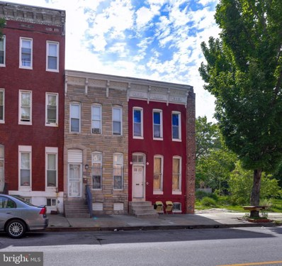 1025 N Carey Street, Baltimore, MD 21217 - #: MDBA470856