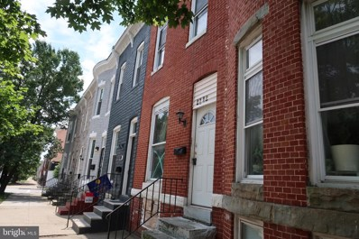 2710 Huntingdon Avenue, Baltimore, MD 21211 - #: MDBA470864