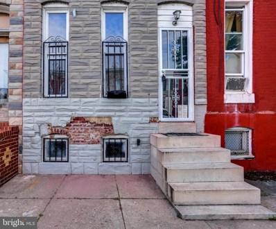 319 S Pulaski Street, Baltimore, MD 21223 - #: MDBA470868