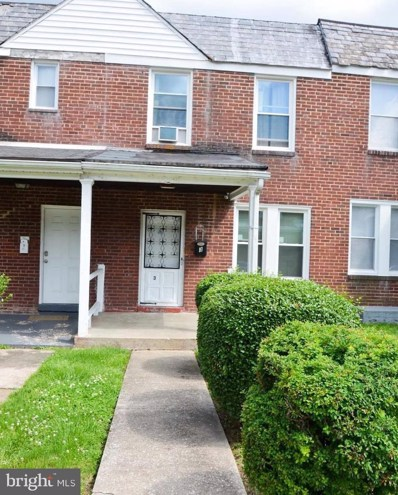 3 S Culver Street, Baltimore, MD 21229 - #: MDBA470902